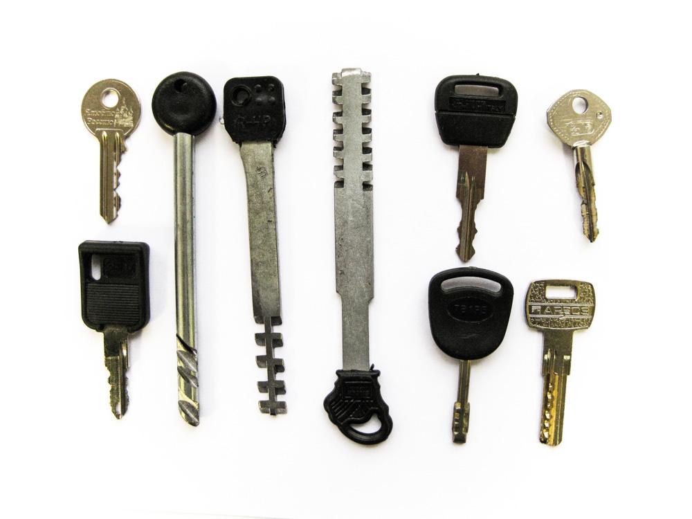 Как сделать ключ от машины 71
